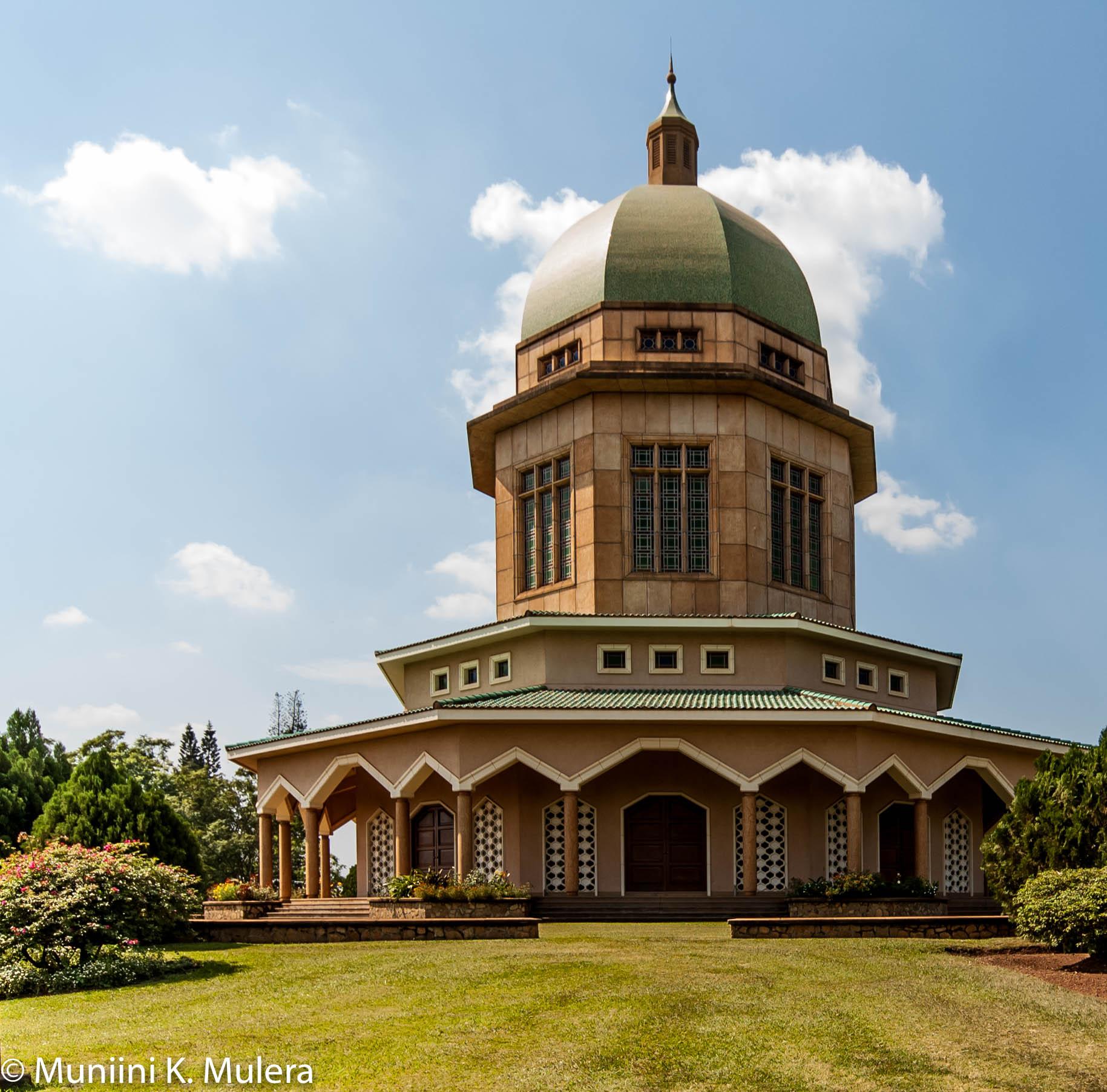Bahai Temple, Kampala, Uganda-1-2