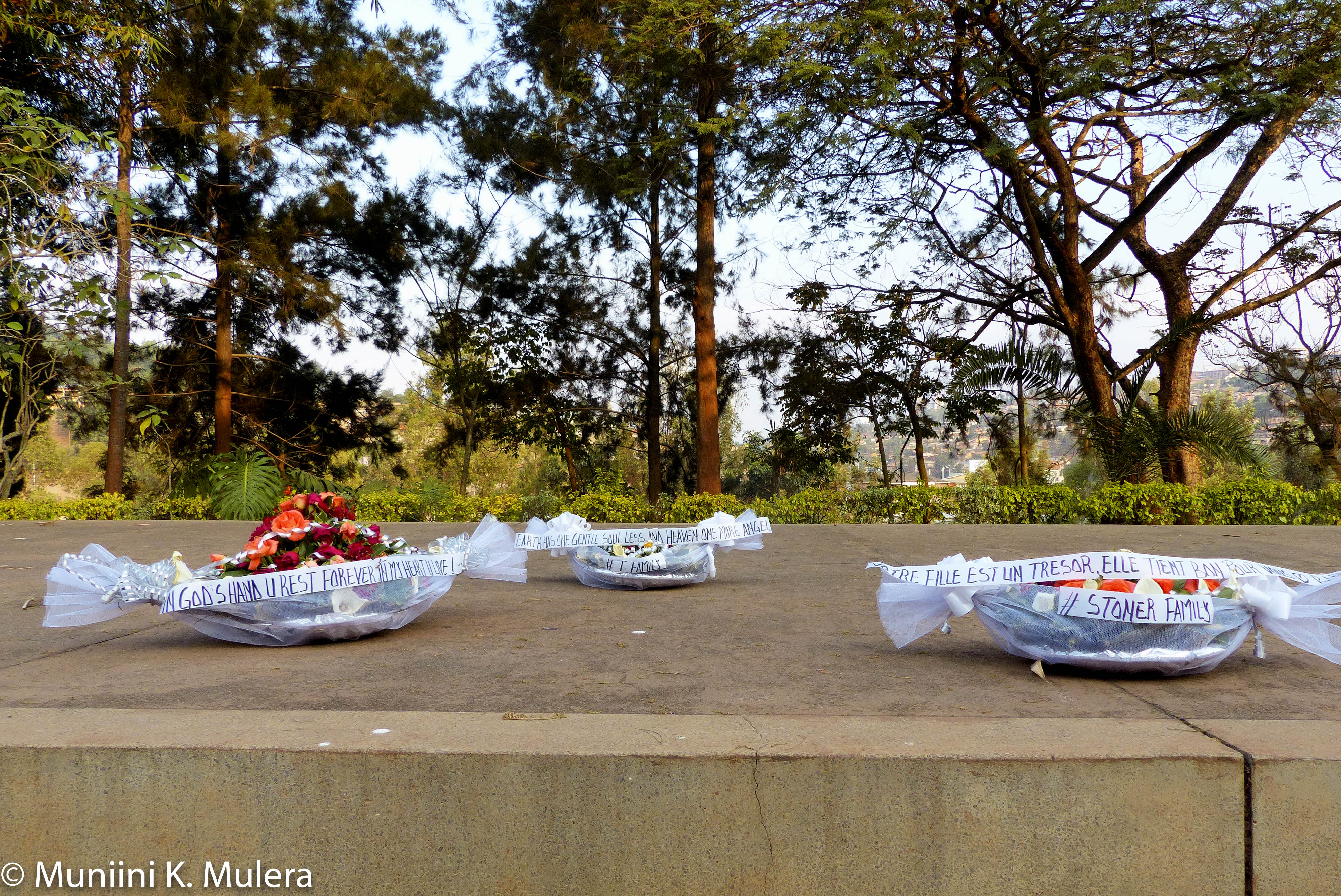 Genocide Memorial Kigali - Mass Grave