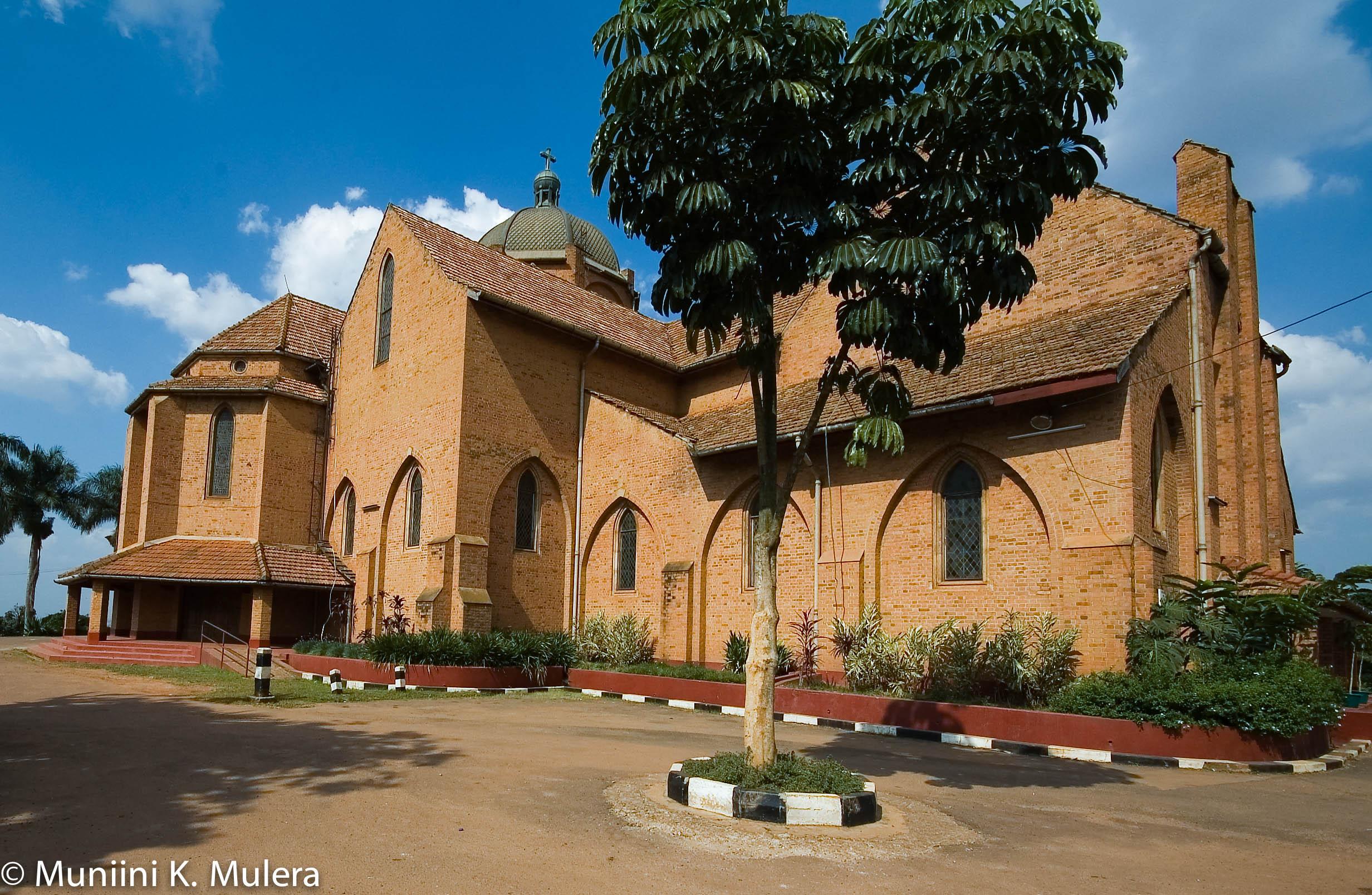 Namirembe Cathedral 2