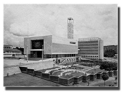 Parliament Building Kampala