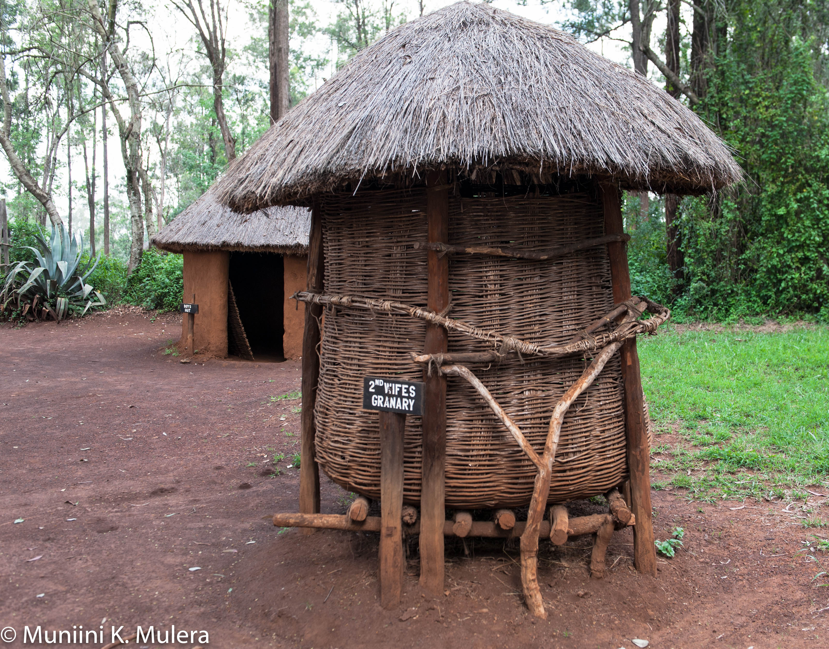 Bomas of Kenya Granary