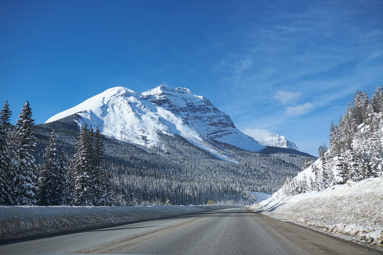 Banff, Canada. (18.3.14)