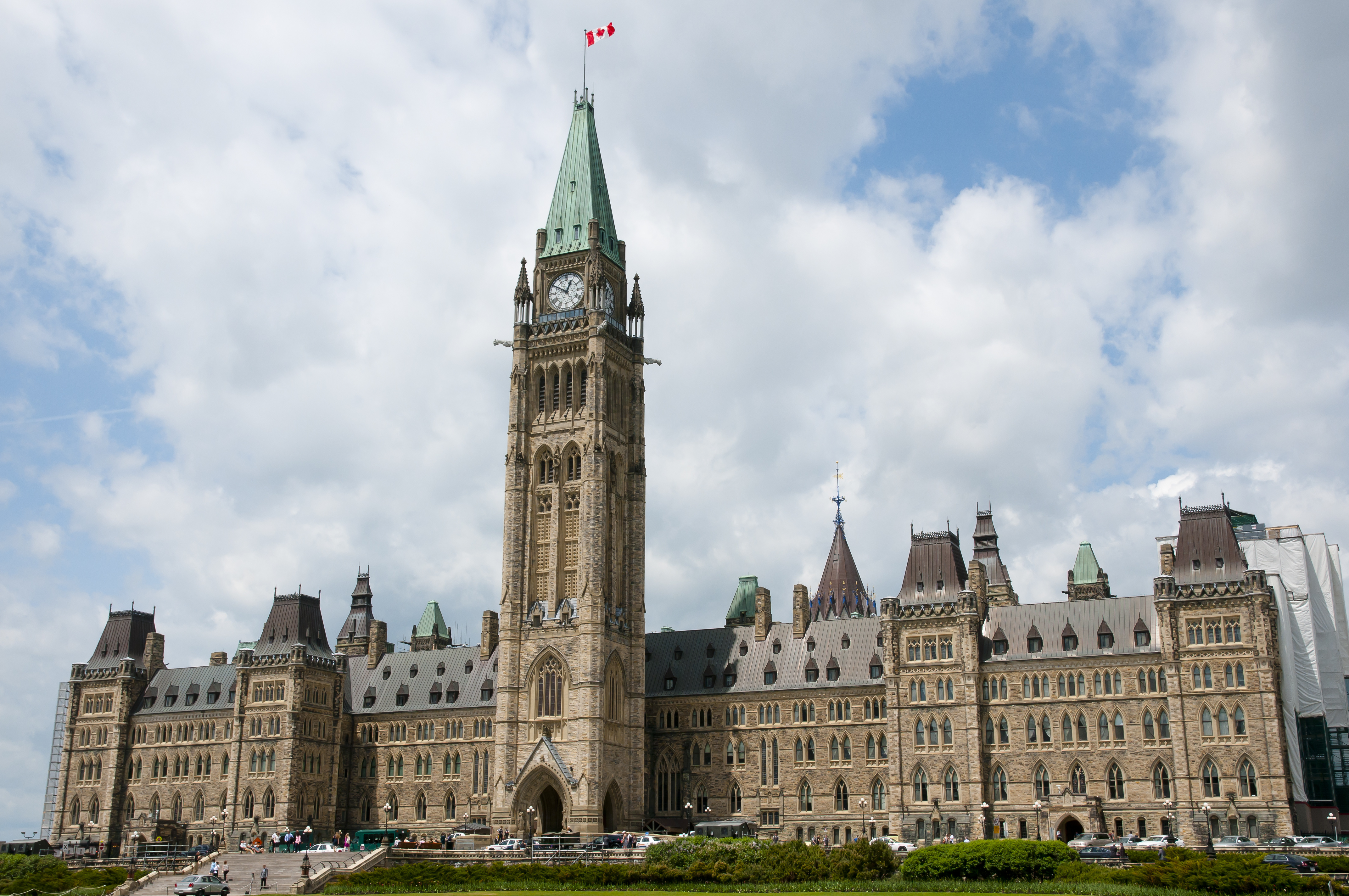 The Parliament - Ottawa - Canada