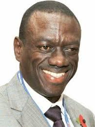 Besigye - smiling