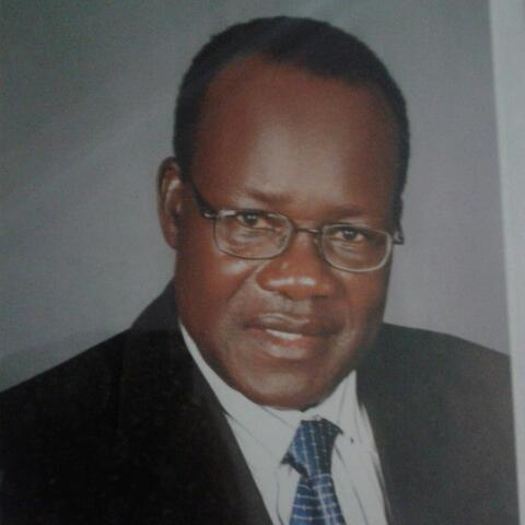 Michael Liri Amone Abongomera MB ChB, DPH, MBA