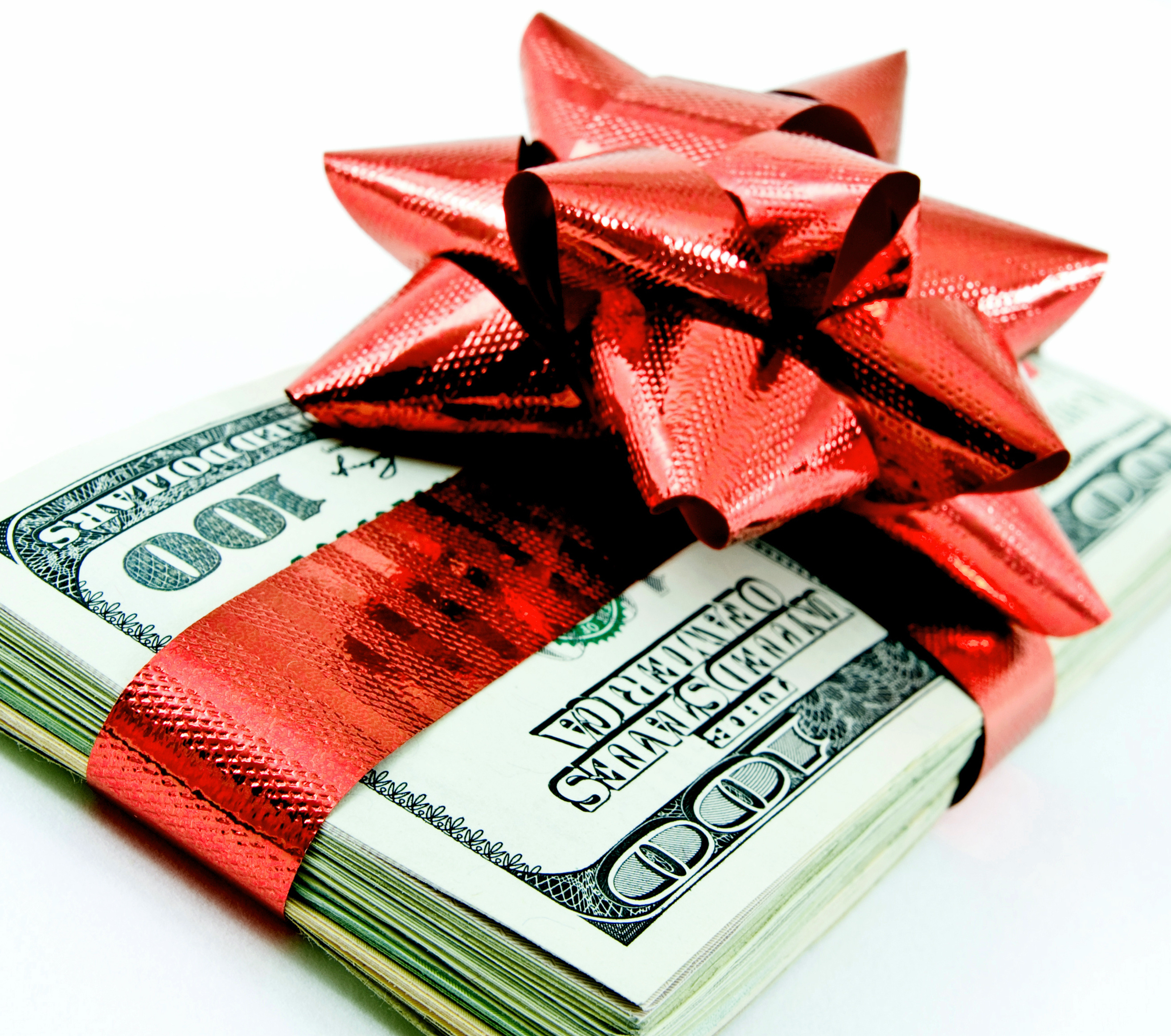 money as a gift