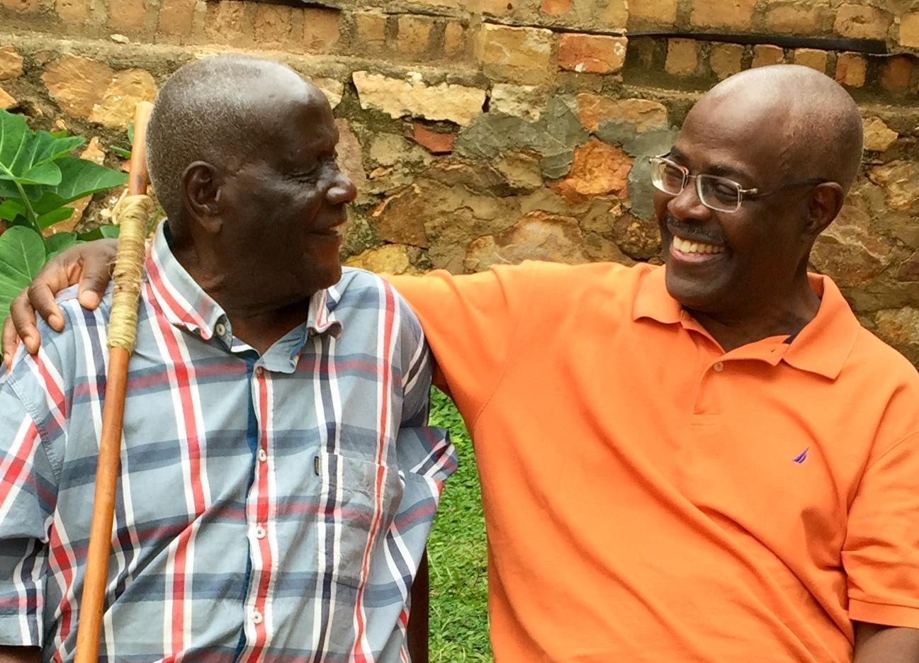 Grateful to Uganda's Great Generation
