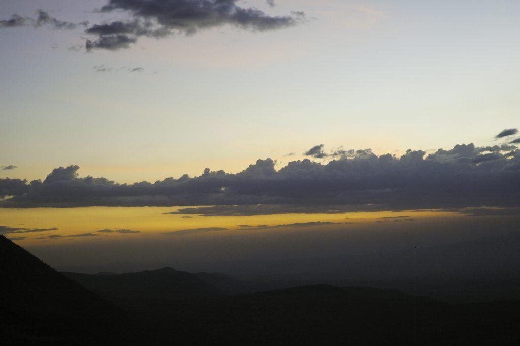Rift Valley - at night