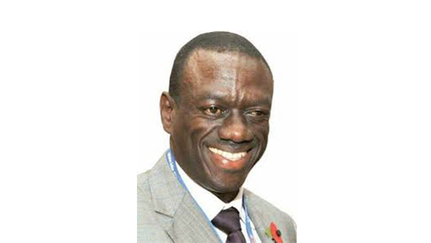 Besigye-smiling